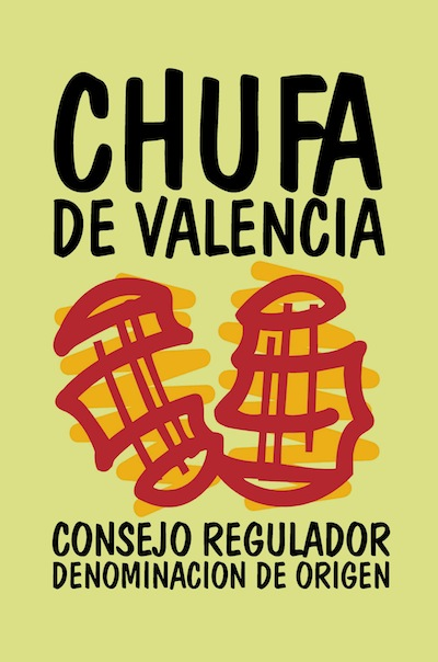 logo DO chufa de valencia