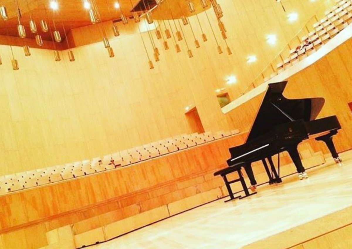 auditorio piano